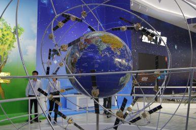 Что говорят действия Китая в Антарктике о будущих проблемах освоения космического пространства