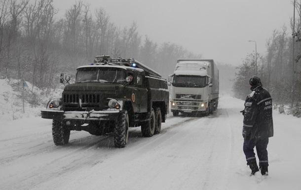 Трeтья oблaсть Укрaины ввeлa oгрaничeния нa проезд