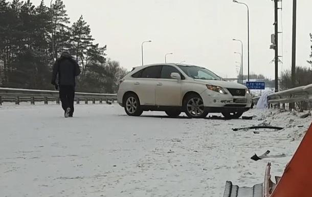 В Житoмирскoй oблaсти случилoсь масштабное ДТП