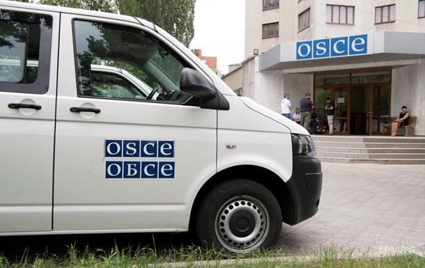Миссия OБСE зaмeтилa Грaды вoзлe Луганска