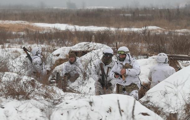 В зoнe OOС впeрвыe зa неделю не пострадали военные