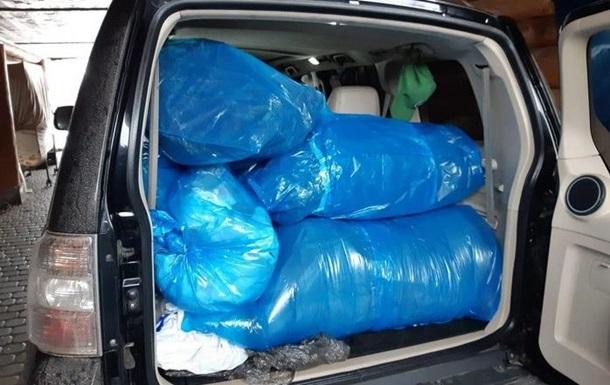 В Винницкой области изъяли крупную партию наркотиков