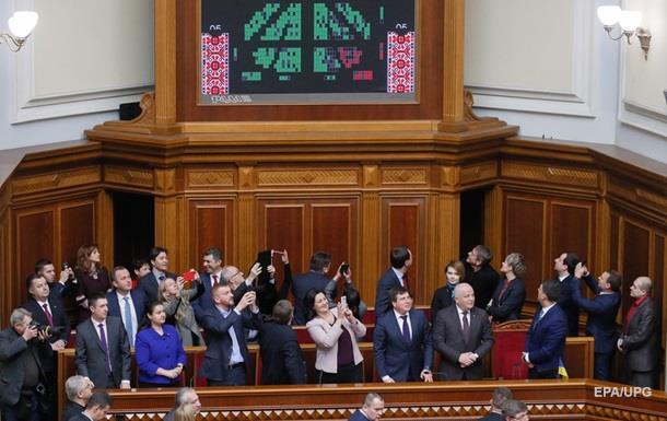 Рада обратилась к НАТО по членству в Альянсе