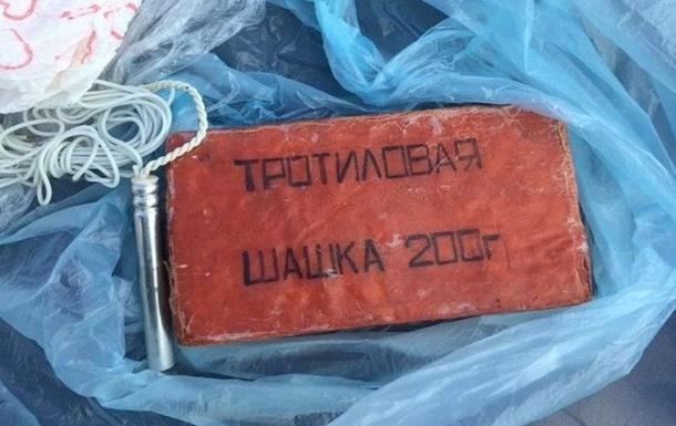 СБУ задержала торговцев взрывчаткой в Житомирской области