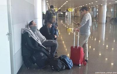 В Борисполе группе израильтян запретили въезд в Украину - соцсети