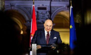 Президент ЕЕК Вячеслав Моше Кантор приветствовал вынесение самого сурового приговора Мехди Неммушу