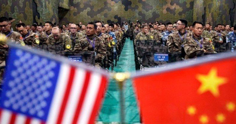 Соединенным Штатам нужно продолжать диалог на уровне военных ведомств с главным стратегическим соперником, Китаем