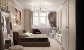 Эффектный дизайн квартир от компании stroyhouse.od.ua