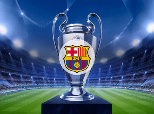 Букмекеры: «Барселона» - фаворит Лиги чемпионов перед полуфиналами