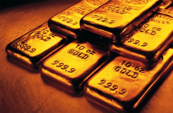 Шесть стран мира с наибольшим объемом золотого запаса