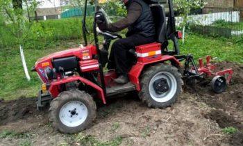 Мини-трактор — прочитайте, прежде чем купить