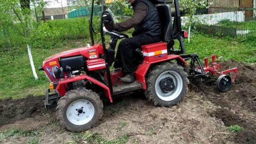 Мини-трактор - прочитайте, прежде чем купить