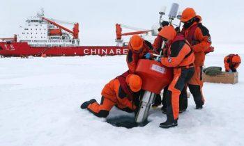 Китай и Россия на Арктическом Шелковом пути