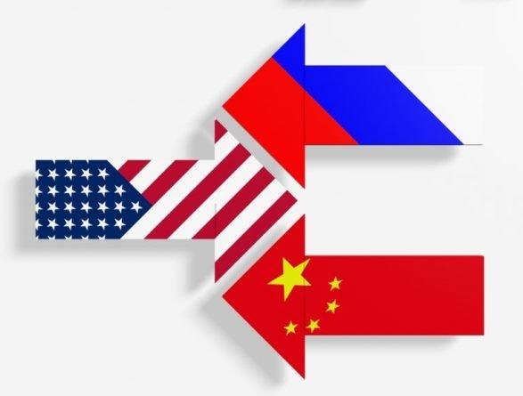 Китай и Россия: дядя Сэм пытается нащупать слабые стороны