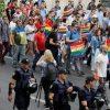 В Марше равенства в Киеве приняли участие больше 30 военнослужащих