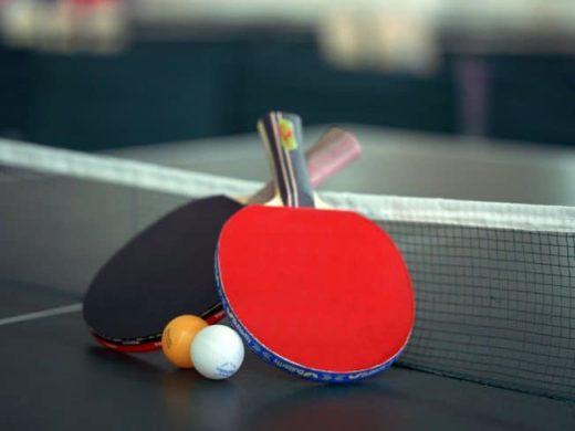 Ракетки для игры в настольный теннис: основные разновидности