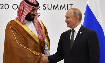 Россия завершила поглощение ОПЕК, заключив сделку с Саудовской Аравией
