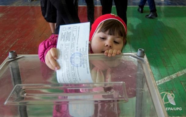 Выборы в Верховную Раду 2019 онлайн