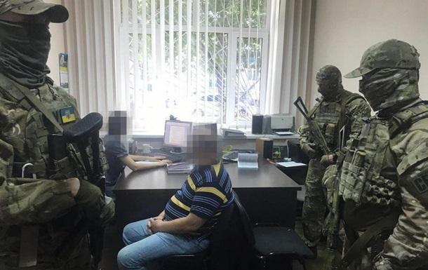 В СБУ заявили о задержании завербованного агента ФСБ