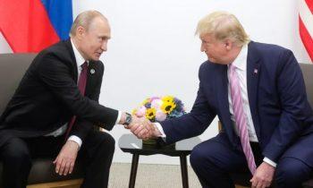 США и Россия не находятся на грани новой холодной войны