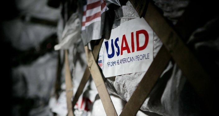 Анти-российская пропаганда американского агентства USAID
