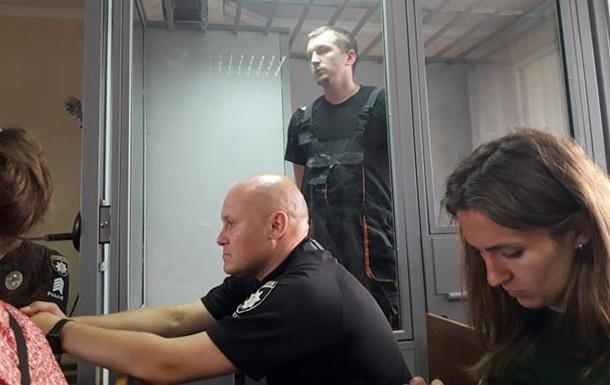 Убийство Дианы Хриненко: подозреваемого арестовали