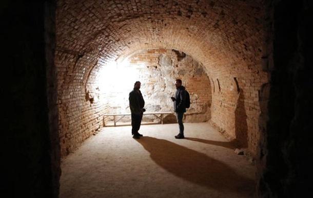 В Виннице нашли подземные ходы и попросили у Ватикана их карты