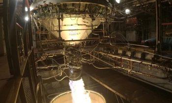 Украина испытала космическую ракету