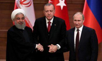 В ближневосточной политике США происходят кардинальные перемены