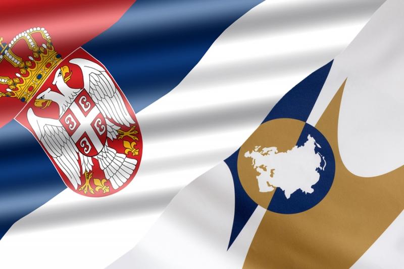 Сербия намеревается заключить соглашение с ЕАЭС, игнорируя недовольство Евросоюза