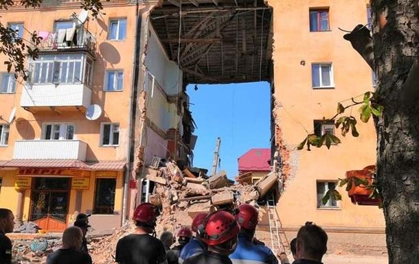 Обвал в Дрогобыче: 30 людей без крыши над головой