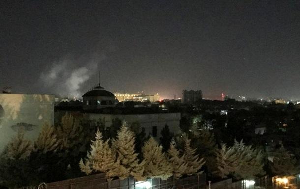 У посольства США в Кабуле прогремел взрыв