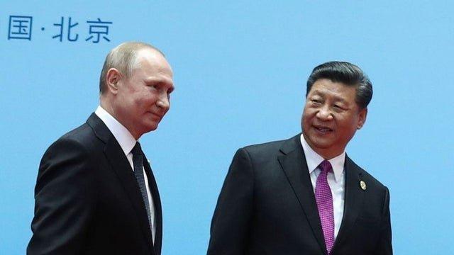 Как США могли бы разыграть Россию против Китая