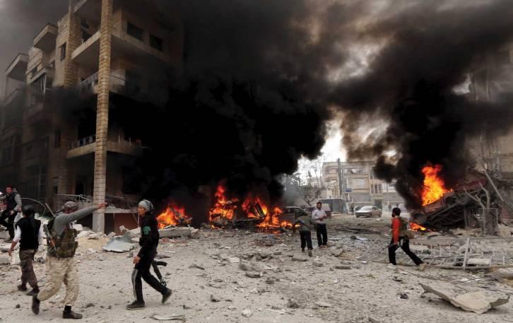 Как Сирия одолела вторжение 2012-2019 года со стороны США и Аль-Кайеды