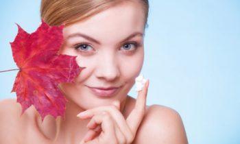 Уход за кожей осенью — рекомендации