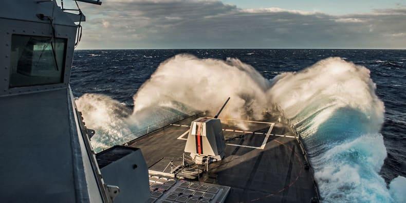 Новый виток напряженности между США, НАТО и Россией подразумевает новую битву за Атлантику