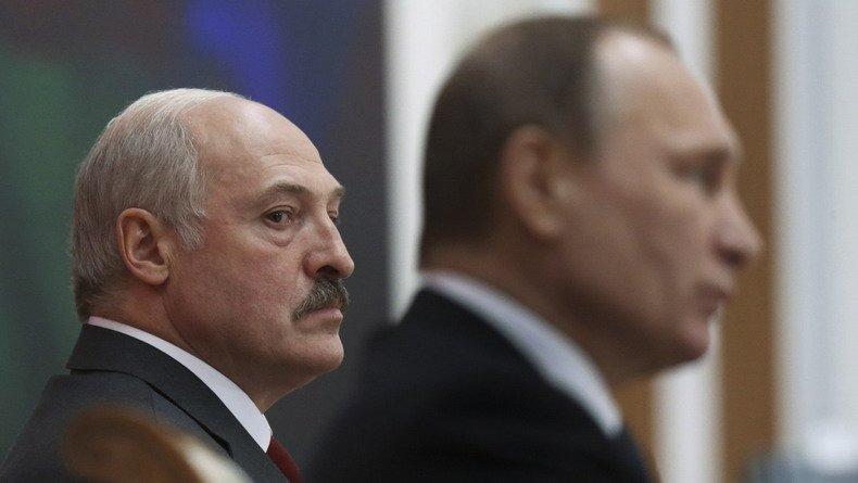 Беларусь дистанцируется от России?