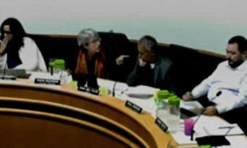 Либеральное сумасшествие: на встрече городского совета по этнокультурному разнообразию белым не дают слова