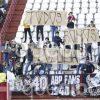 Фанаты Альбасете вывесили крутой баннер в поддержку Зозули