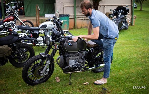 В Украине купили рекордное количество мотоциклов