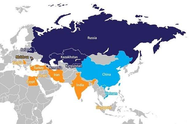 Перспективы участия Ирана в развитии Евразийского пространства