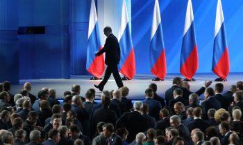 Путин разрабатывает план отхода от президентской власти
