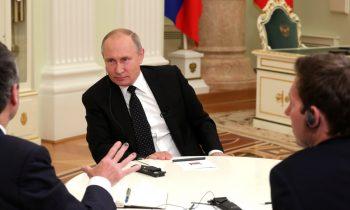 Путин «зачистил» агентов Запада в Кремле