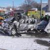В Канаде столкнулись 200 авто: пострадали 60 человек