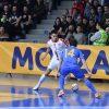 Украина с разгромного поражения стартовала в элит-раунде отбора на ЧМ по футзалу