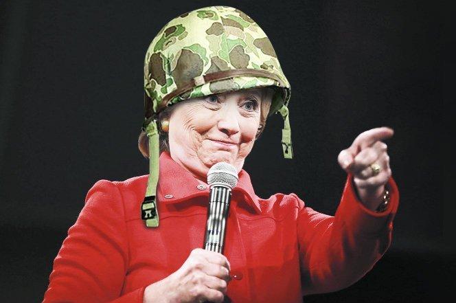 Хиллари Клинтон: мы должны уничтожить Сирию в интересах Израиля