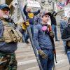 США находятся на пороге «массовых гражданских беспорядков»