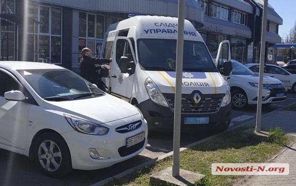 Появилось видео с места покушения на бизнесмена в Николаеве
