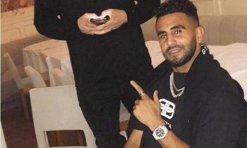 Футболиста Манчестер Сити обокрали на $600 тысяч – СМИ