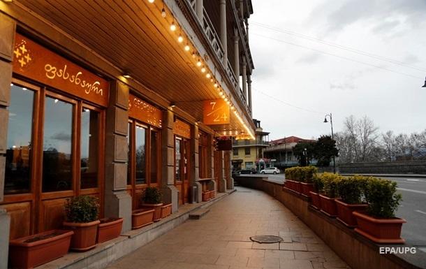 В Грузии восстанавливают работу рестораны и ТРЦ